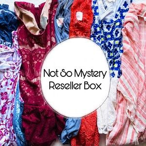 "Not So Mystery 6pc Reseller Box ""Spring Boho Vibe"""